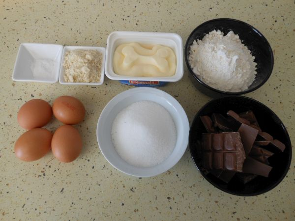 Receta tarta de castañas casera