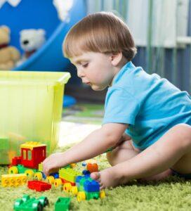 Juguetes recomendados según la edad del niño
