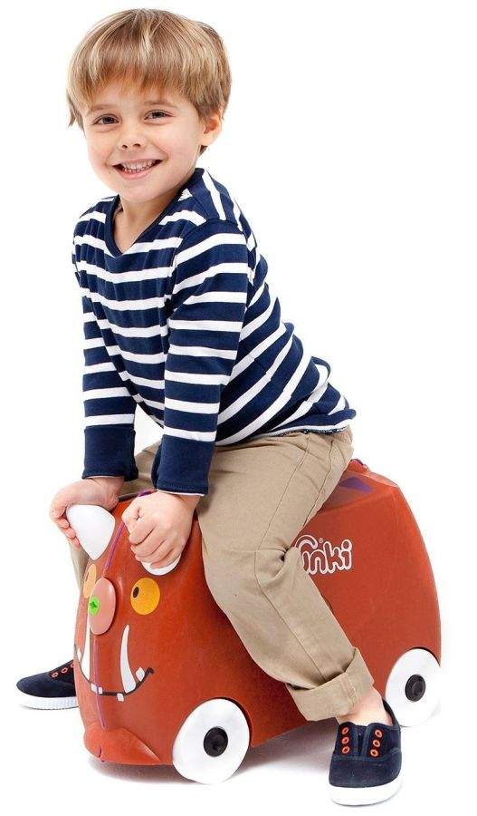 Maletas trunki baratas en Amazon