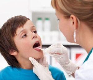 Miedo a ir al pediatra en niños