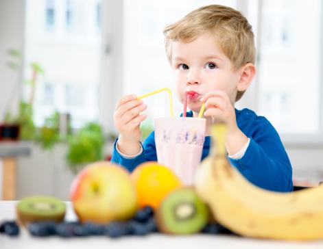 Recetas de batidos de fruta