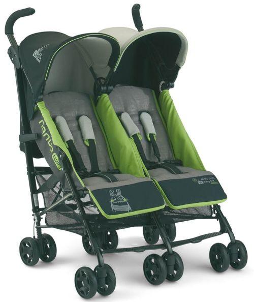 Sillas de paseo para gemelos