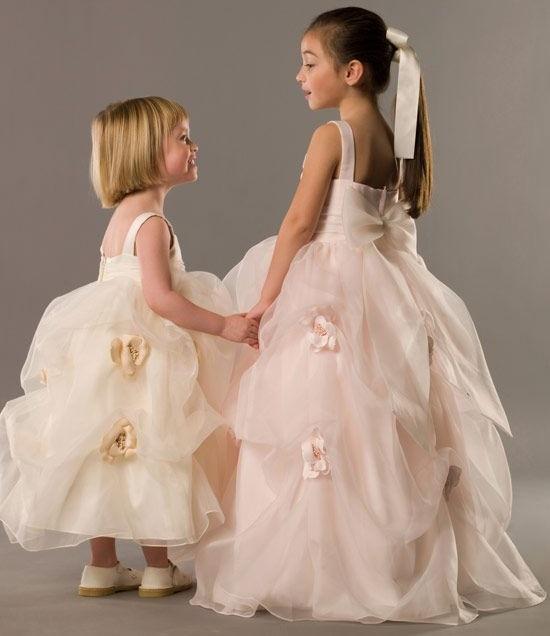 Vestidos de arras para niñas