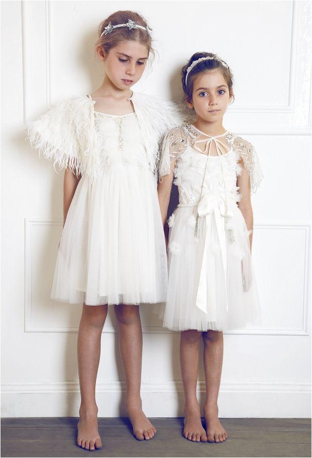 Vestidos de arras para niñas; Inspiración para bodas