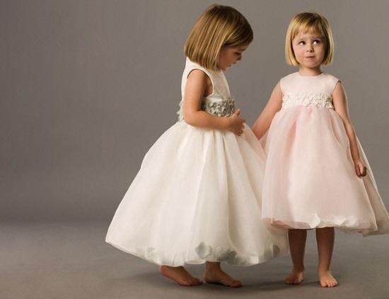 Vestidos de arras para niñas pequeñas
