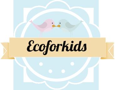Ecoforkids; alimentacion ecologica para niños