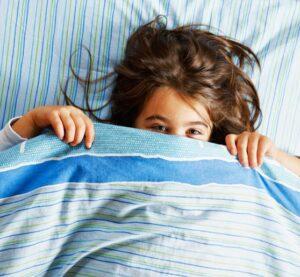 Enuresis infantil nocturna