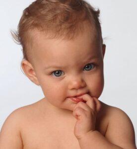 Evitar que el niño se muerda las uñas desde pequeño