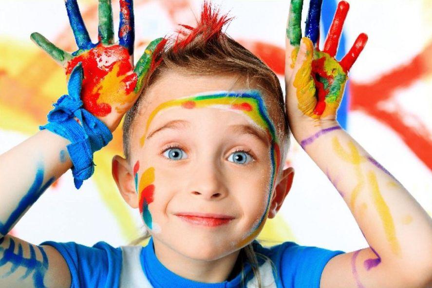 Creatividad en los niños pequeños