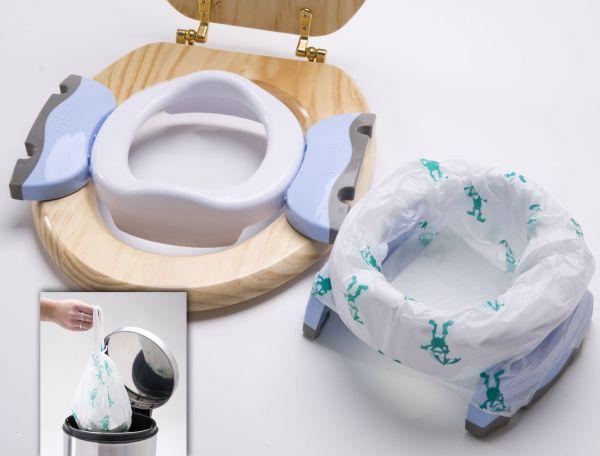 Orinales portátiles para niños en Amazon