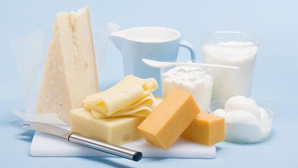 Alimentos que tienen calcio