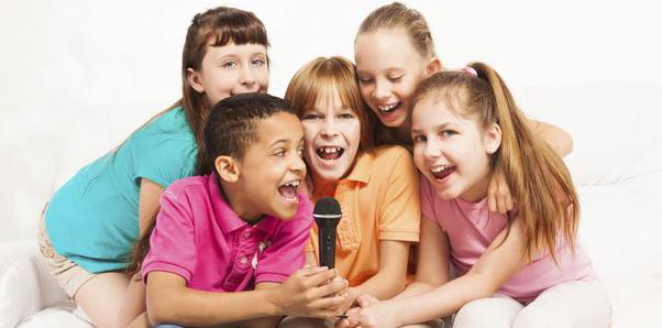 Canciones infantiles en inglés letra y música