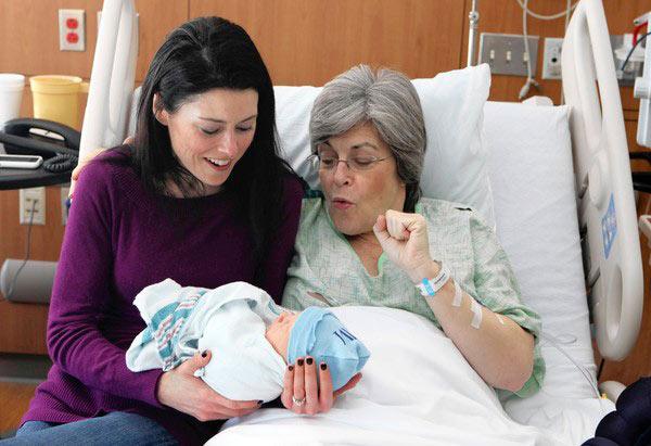 Maternidad Subrogada que es