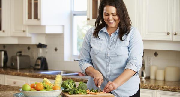 Dieta para embarazadas con sobrepeso