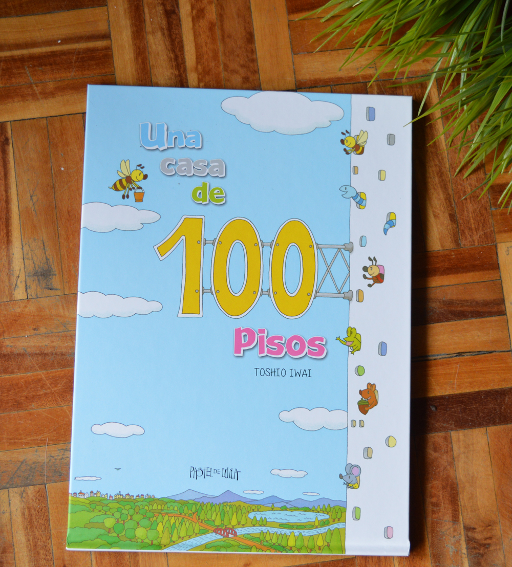 Una casa de 100 pisos de Editorial Pastel de Luna