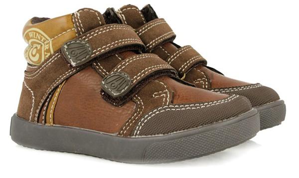 Zapatos para bebés conguitos