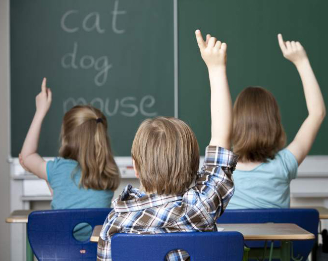 Actividades en ingles para primaria