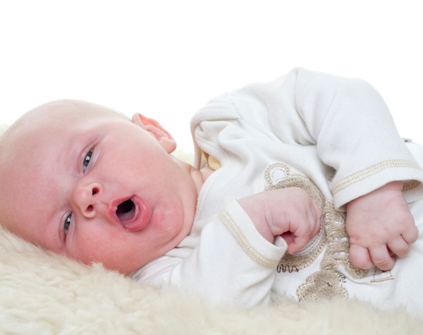 Tos ferina en bebés