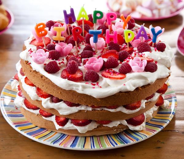 Cómo hacer pasteles fáciles