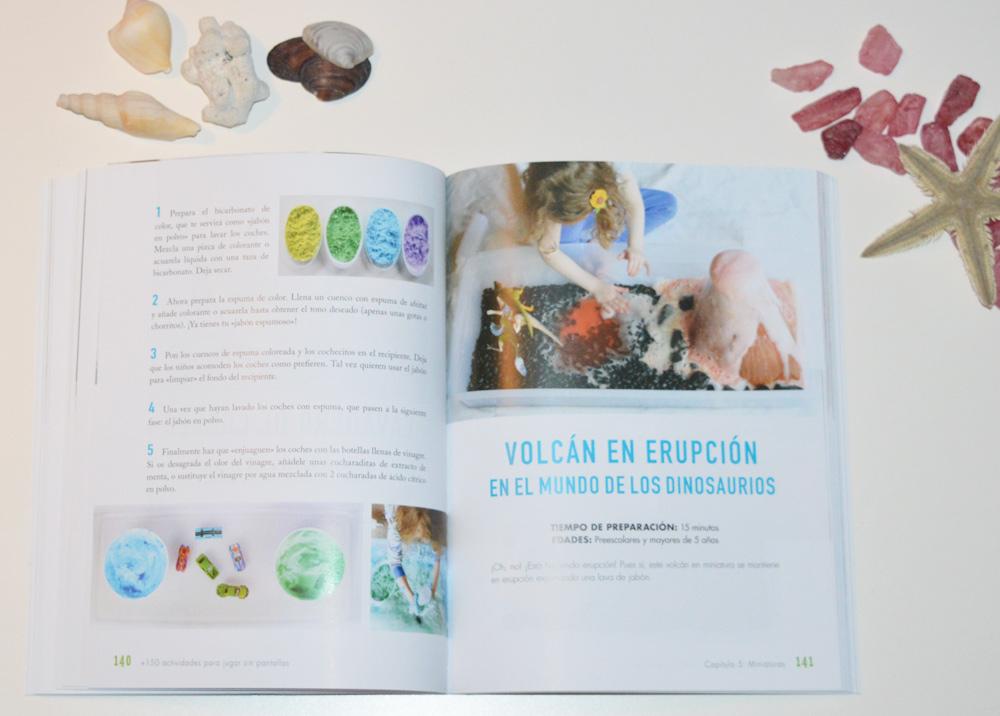 Actividades para jugar con niños del libro 150 actividades para jugar con niños sin pantallas