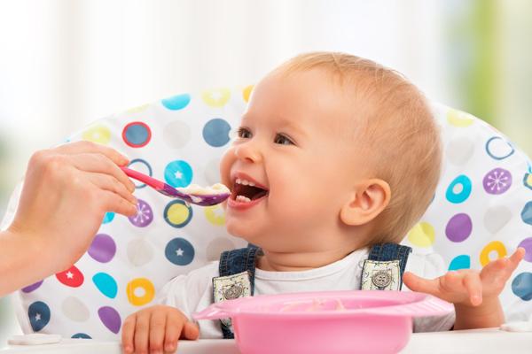 Alimentación complementaria OMS