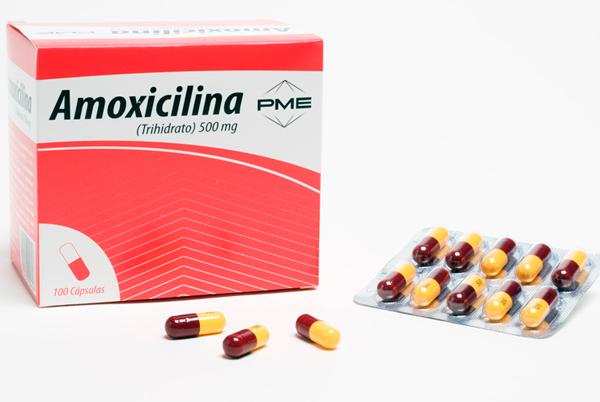 amoxicilina niños dosis