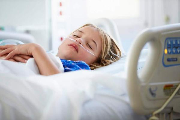 Aneurisma cerebral en niños
