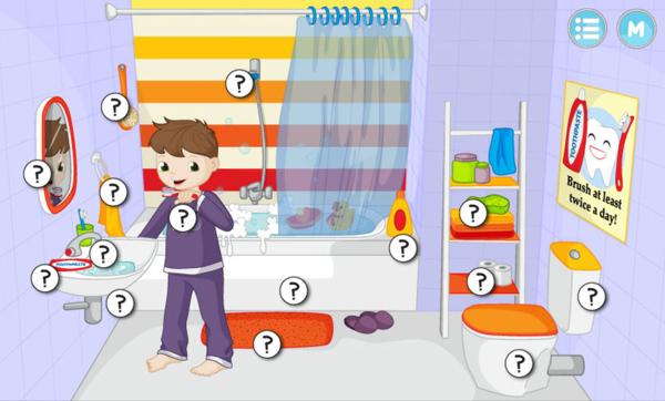 Aprender ingles niños primaria