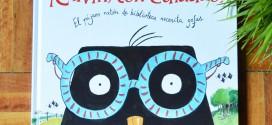 Libro para niños de 4 a 5 años; ¡Calvin, ten cuidado!