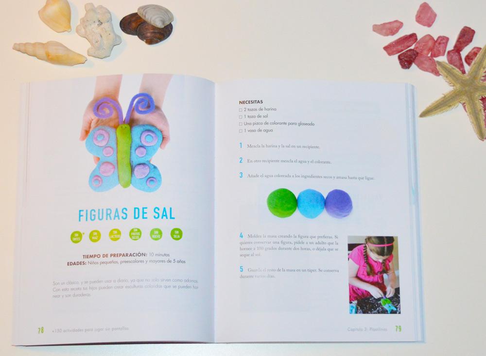 Manualidades para niños de tres años