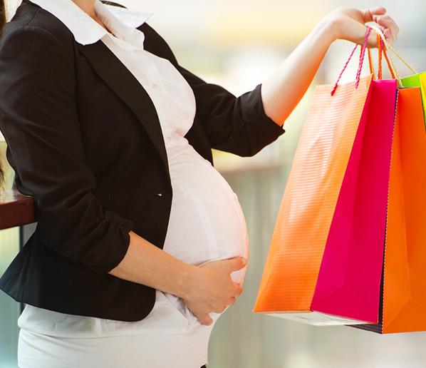 Ropa de embarazada barata