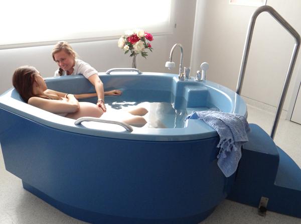 Técnicas de relajación para el parto