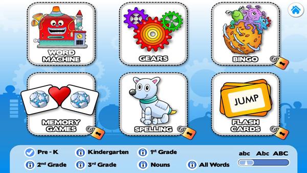 Vocabulario ingles niños