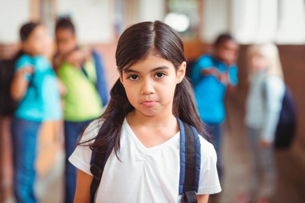 Acoso escolar en primaria