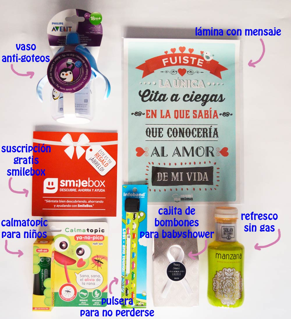 Productos Nonabox junio