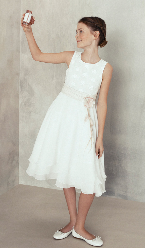 Tendencias en vestidos de primera comunión