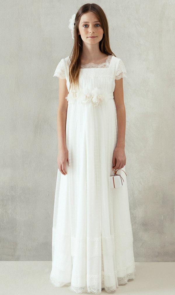 Vestido de comunión barato