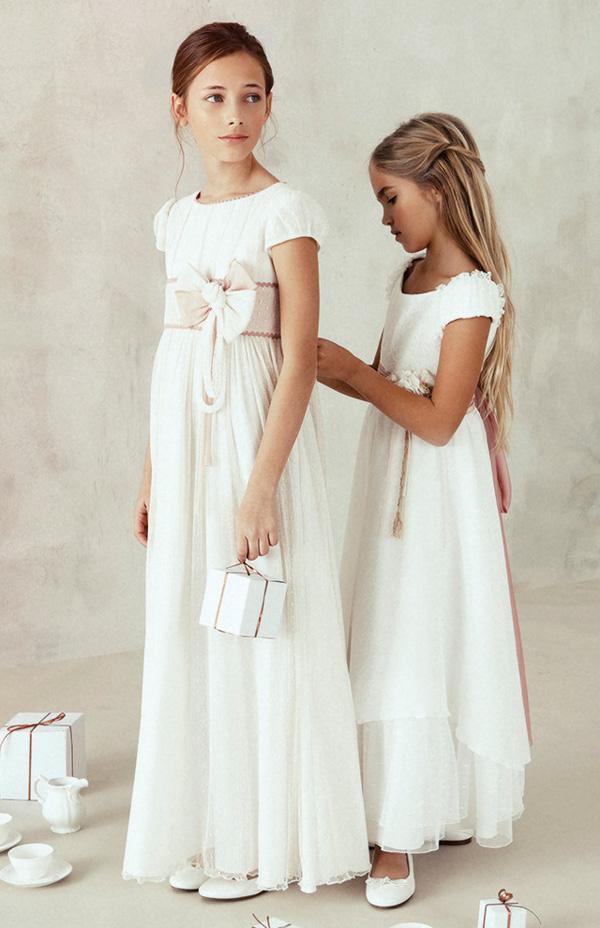 Vestidos de comunión baratos en Madrid