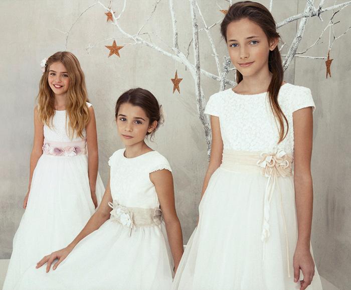 Vestidos de primera comunion el corte ingles outlet