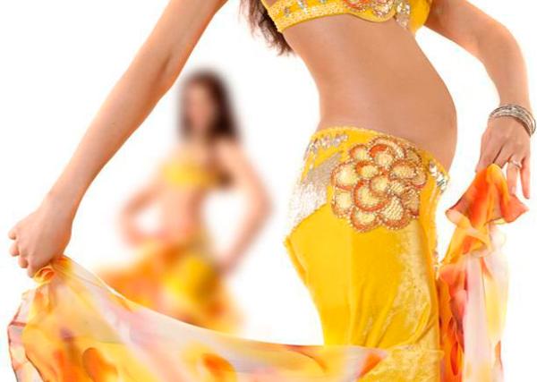 Baile del vientre para principiantes
