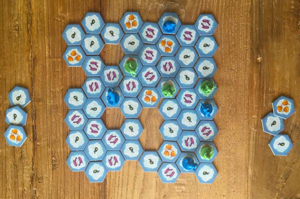 Juegos de mesa para niños de 10 años - Pingüinos