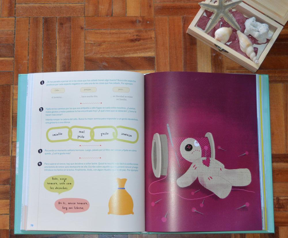 El arte de emocionarte; Libros para niños