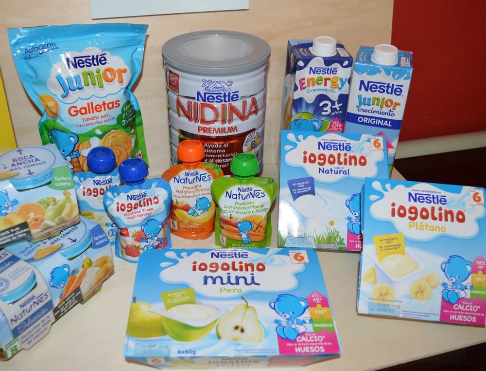 Nestlé Bebé España