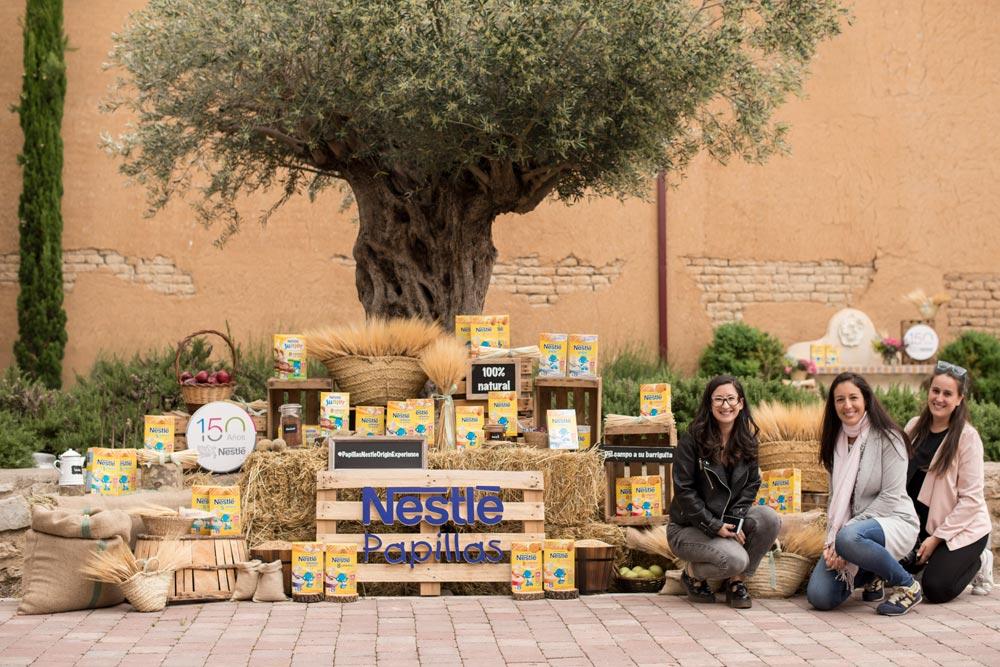Potitos Nestlé - El Blog de tu bebe
