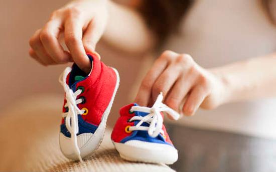 Primeros zapatos para caminar