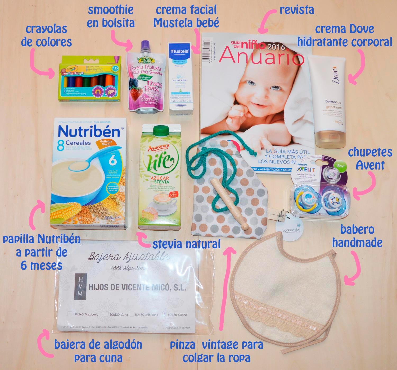 Cajas mensuales Nonabox opininones | El Blog de tu Bebe
