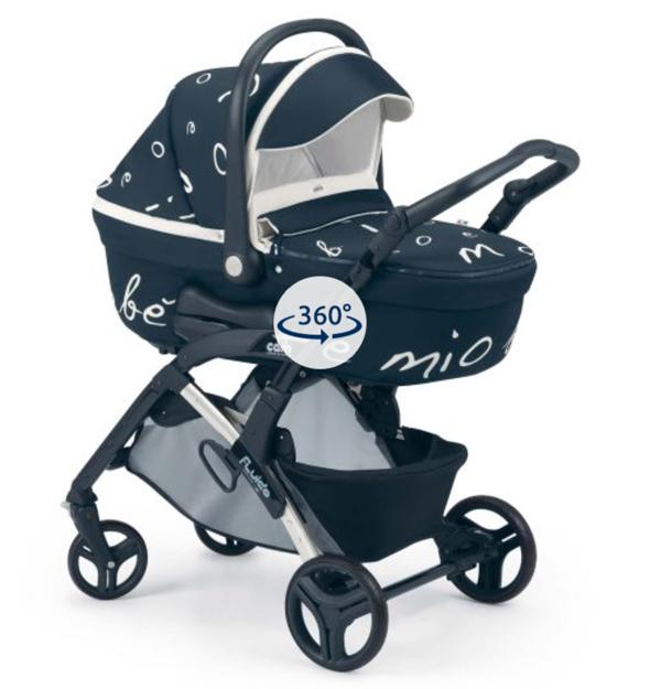 Marcas de silla de bebes