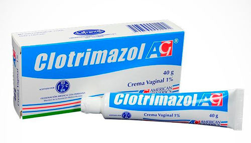 como aplicar clotrimazol crema en mujeres