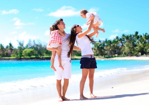 que hacer en isla Mauricio con niños