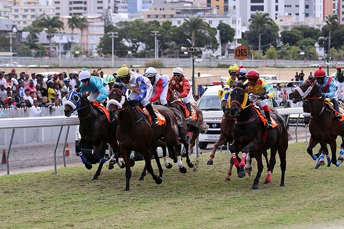 carreras de caballos islas mauricio
